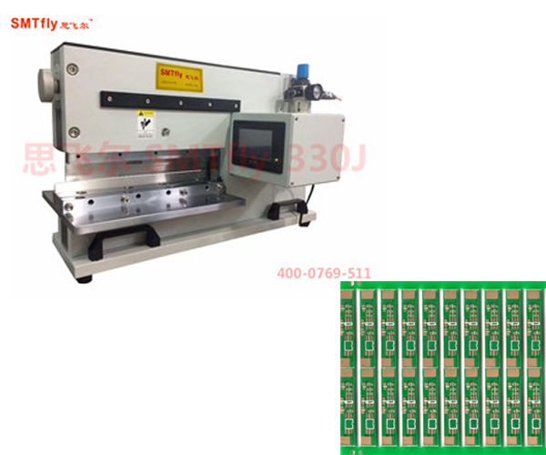 PCB Depaneling Machine for Cutting PCB,SMTfly-330J