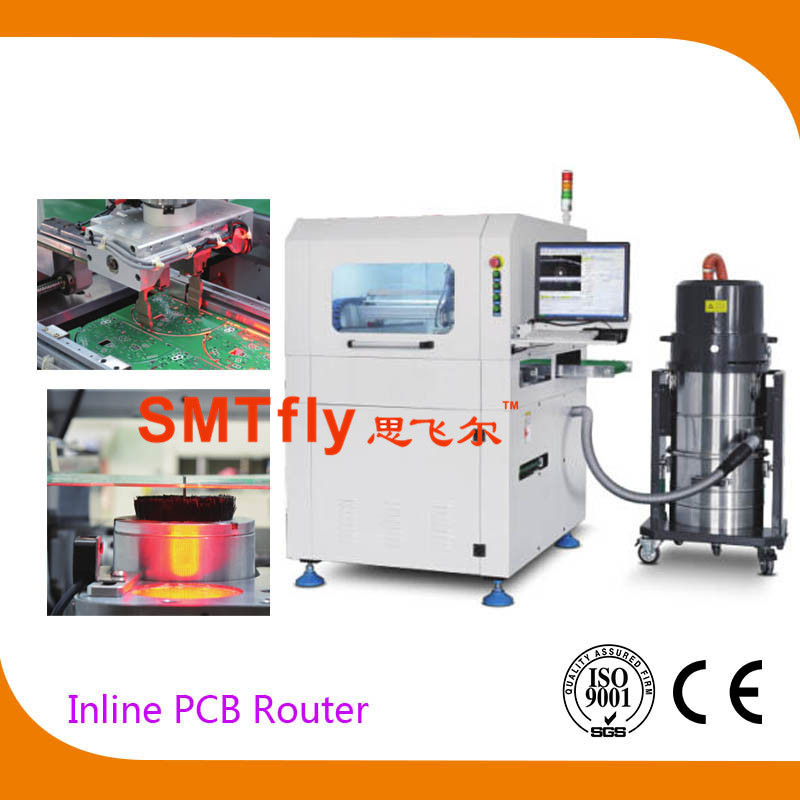 PCB Depaneling Router, SMTfly-F03