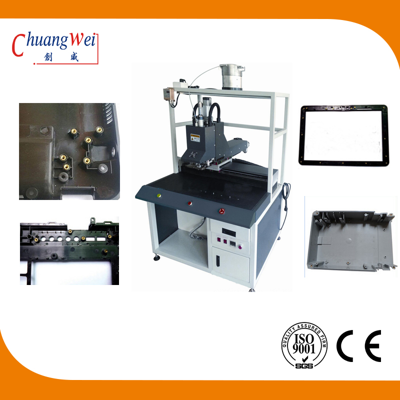 Automatic Screw Nut Heat Inserting Machines