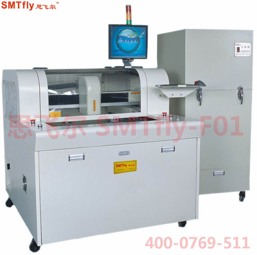 PCB Routing Equipment, SMTfly-F01