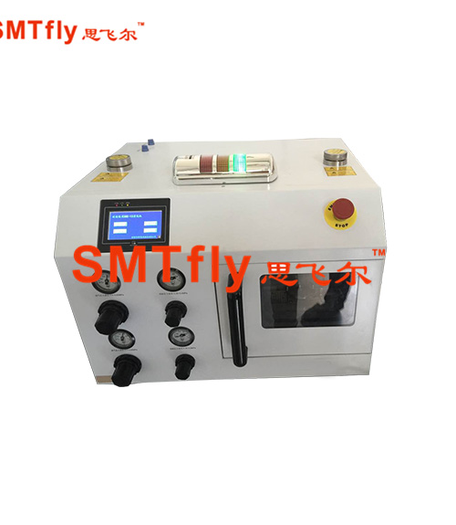 Auto Nozzle Cleaning Machine, SMTfly-12