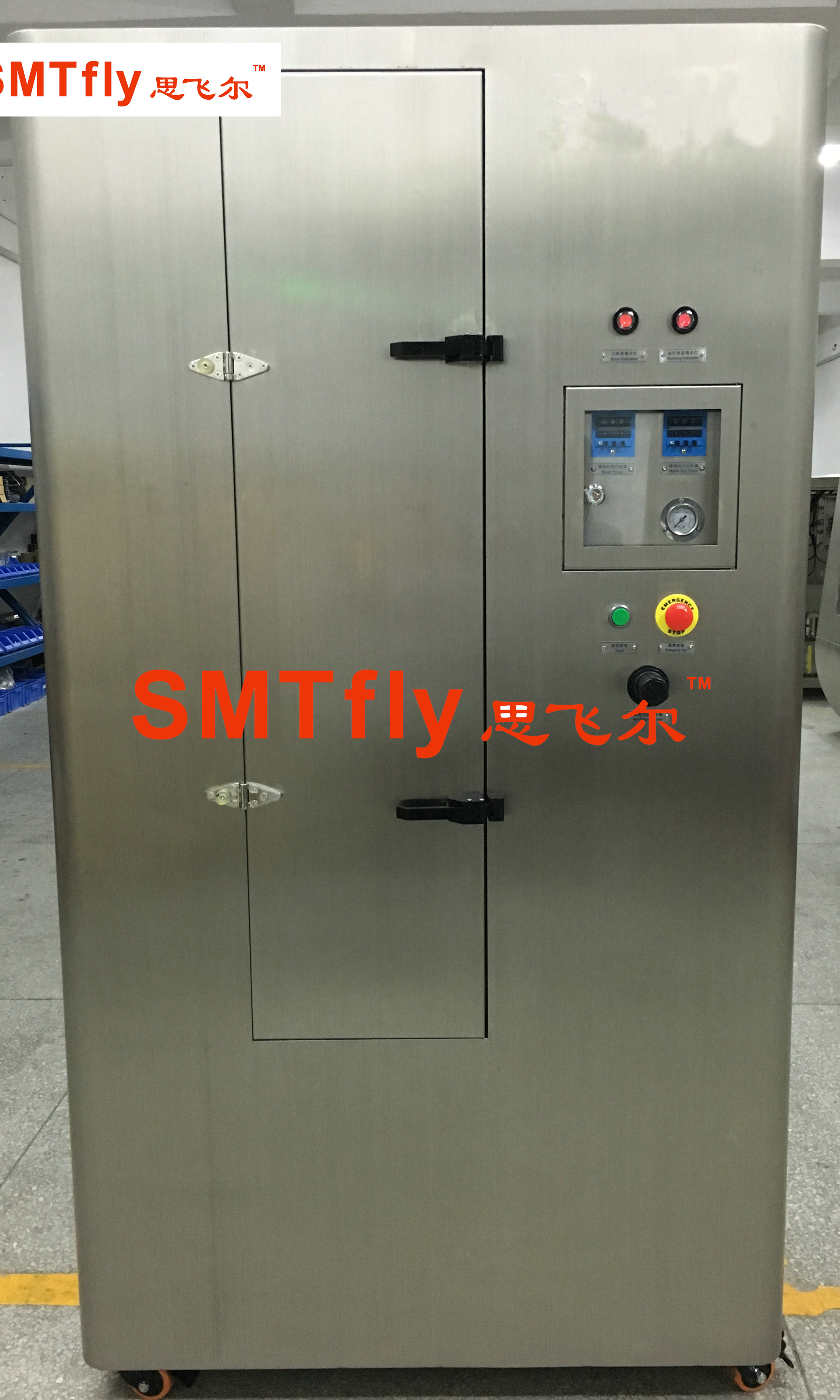 Stencil Cleaner Machine,SMTfly-3110