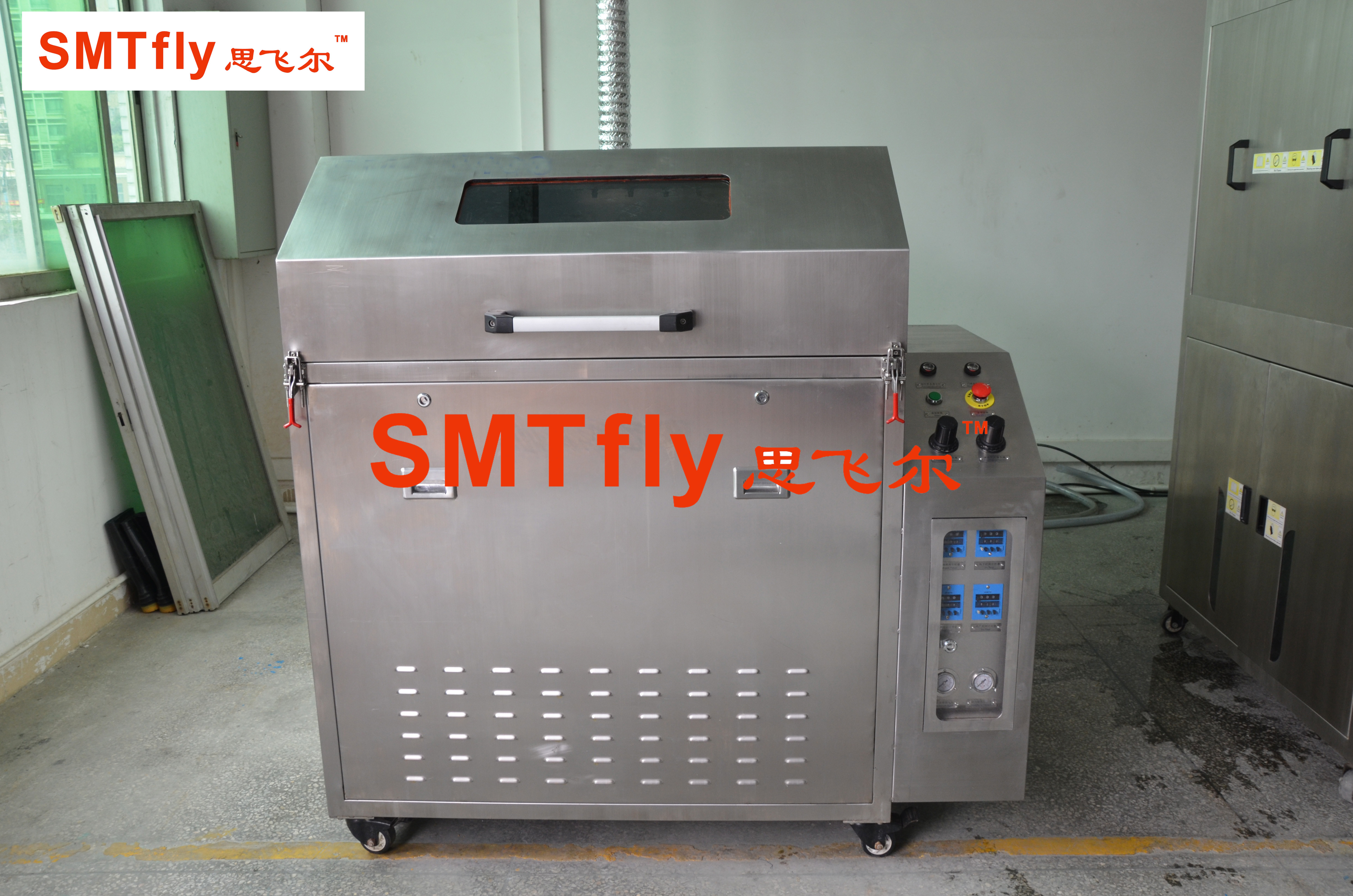 Pallet Cleaning Machine, SMTfly-5100
