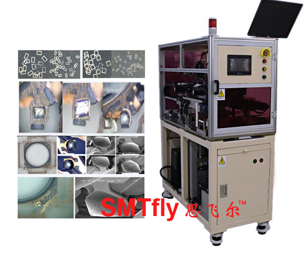 Laser Soldering Machine for Soldering Tin Wire,SmtflyLS-W