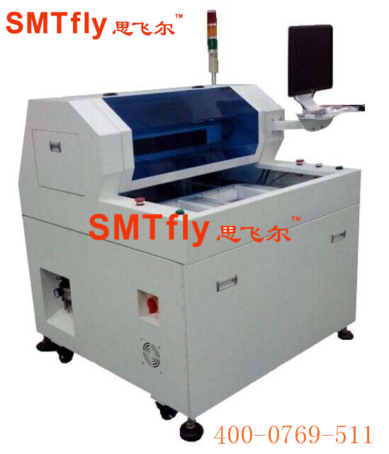 PCB Depaneling Router, SMTfly-F02