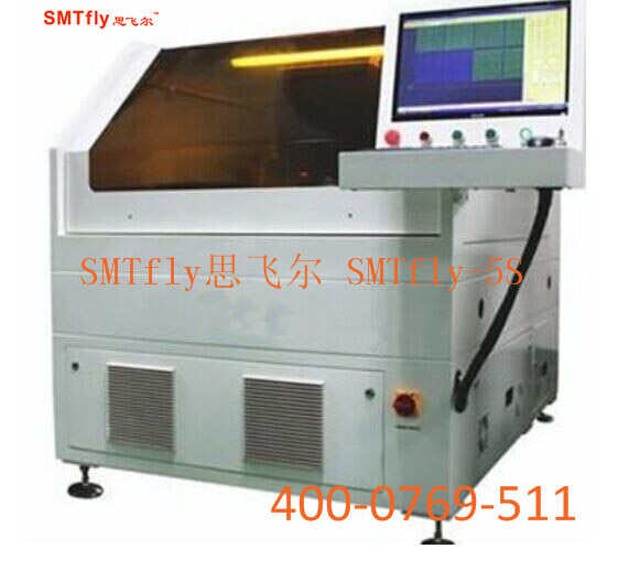 Laser Depanelizer Machine, SMTfly-5S