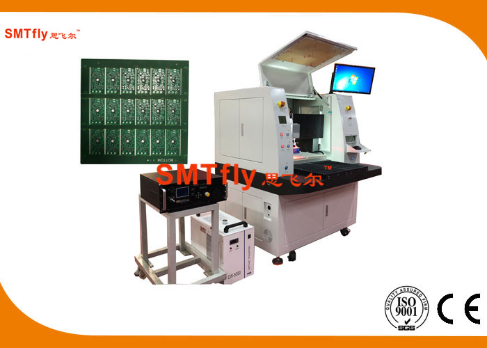 New Laser Depaneling Machine